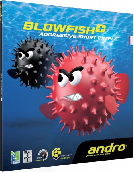 ANDRO BLOWFISH+